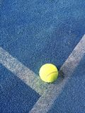 Tennis point Royalty Free Stock Photos