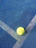 Tennis point Royalty Free Stock Photos