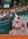 Tennis Power Horse World Team Cup 2012 Stock Photo