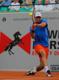 Tennis Power Horse World Team Cup 2012 Stock Image