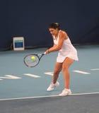 tennis professionale del giocatore del fra Marion di bartoli Fotografie Stock Libere da Diritti