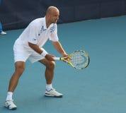 tennis professionale del giocatore ljubicic ivan dell'Ass.Comm. Fotografia Stock