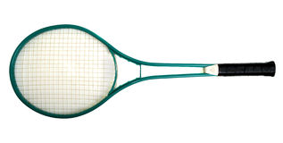 Tennis racket Royalty Free Stock Images