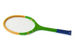 Tennis racket Stock Photography