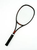 Tennis Racket. On white Royalty Free Stock Images