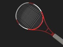 Tennis racket Royalty Free Stock Photography