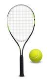 Tennis racket Stock Photos