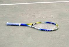 Tennis racket. Stock Images