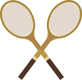 Tennis Racket Royalty Free Stock Photos