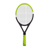 Tennis racket equipment icon Royalty Free Stock Photo