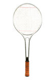 Tennis Racket Isolated on a White Background.  Royalty Free Stock Photos