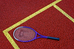 Tennis Racket-1 Royalty Free Stock Photography