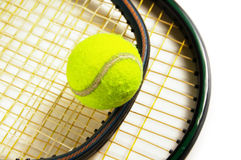 Tennis rackets Royalty Free Stock Photos