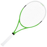 Tennis racquet Royalty Free Stock Photo