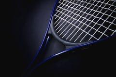 Tennis racquet Stock Photography