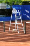 Tennis referee chair Stock Photos