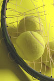 Tennis restring Royalty Free Stock Photography