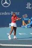 tennis S.U.A. williams di Serena del giocatore Fotografie Stock