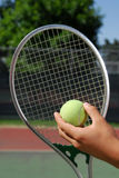 Tennis Serve Stock Photos