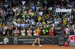 Tennis Simona Halep della donna Fotografie Stock Libere da Diritti