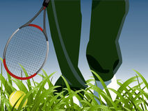 Tennis Sport Stock Photography