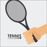 Tennis sport Royalty Free Stock Photos