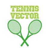 Tennis sport design Royalty Free Stock Photo
