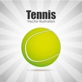 Tennis sport design Royalty Free Stock Photography