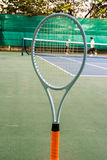 Tennis sport. Tennis is an Olympic sport and is played at all levels of society and at all ages Royalty Free Stock Photo