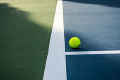 Tennis sport. Tennis is a racket sport that can be played single or double players Royalty Free Stock Photography