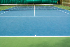 Tennis sport. Tennis is a racket sport that can be played single or double players Royalty Free Stock Photo