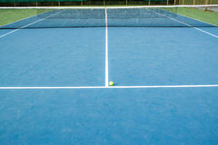 Tennis sport. Tennis is a racket sport that can be played single or double players Stock Photos