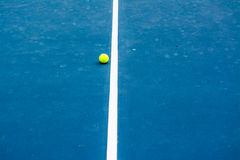 Tennis sport. Tennis is a racket sport that can be played single or double players Royalty Free Stock Photos