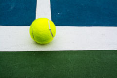 Tennis sport. Tennis is a racket sport that can be played single or double players Stock Photography
