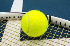 Tennis sport. Tennis is a racket sport that can be played single or double players Royalty Free Stock Image