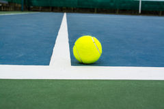 Tennis sport. Tennis is a racket sport that can be played single or double players Royalty Free Stock Images