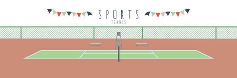 Tennis (Sporten) Stock Afbeeldingen