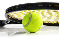 Tennis stuff Royalty Free Stock Photography