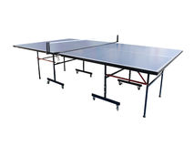 Tennis table Stock Images