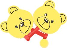 Tennis Toy Royalty Free Stock Images