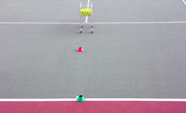 Tennis training Royalty Free Stock Image