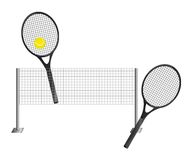 Tennis vector Royalty Free Stock Image