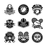 Tennis Vector Icons 34. Here is an awesome set of tennis badges that you are sure to find very useful. Hope you really enjoy using them Royalty Free Stock Photo