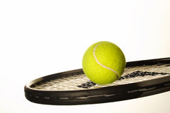 Tennis white Stock Images