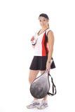Tennis Woman Stock Photos