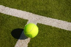 Tennis2 Fotografia de Stock Royalty Free