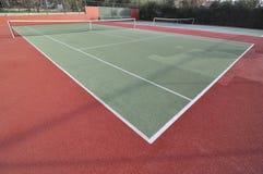 Tennisbaan Royalty-vrije Stock Fotografie
