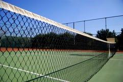 Tennisbaan Royalty-vrije Stock Foto