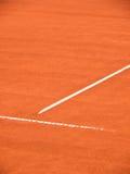 Tennisbaan (267) Royalty-vrije Stock Afbeelding