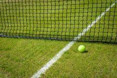 Tennisbal Royalty-vrije Stock Foto